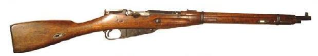 Mosin Nagant M1907