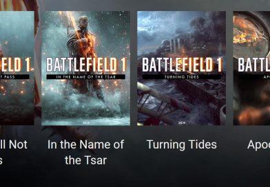 Battlefield 1 : les 3 prochains DLC
