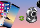 Tutoriel – Utiliser son téléphone comme webcam