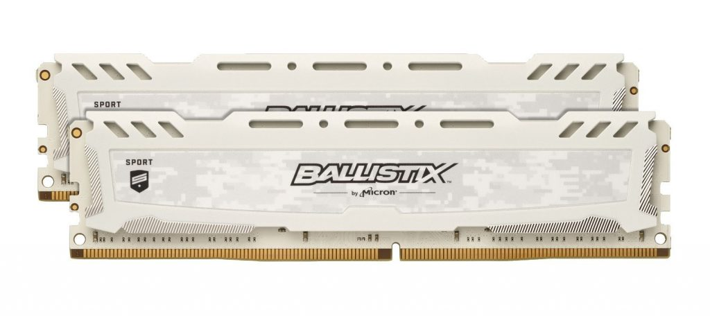 2x4 Go DDR4 2666Mhz