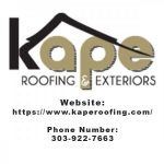 Illustration du profil de Kape Roofing Exteriors